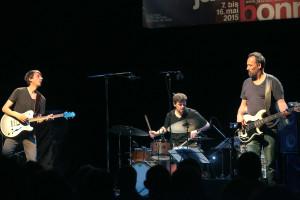 Hanno Busch Trio FOTO: Jazzfest Bonn
