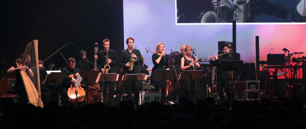 Rebecca Trescher Ensemble 11. FOTO: JFB