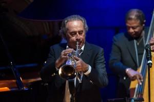 In Bonn: Franco Ambrosetti 15.05.2015 FOTO: Jazzfest Bonn