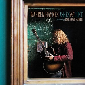 Warren Haynes CD Cover