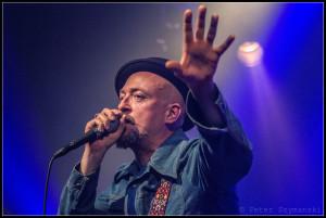 Patrick McCarthy (Bass, Vocals). FOTO: Peter Szymanski