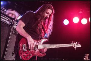 "Bassist Bryan Beller. FOTO: Peter ""Beppo"" Szymanski"