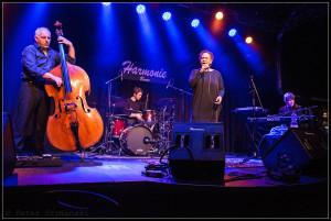 "Cécile Verny Quartett. FOTO: Peter ""Beppo"" Szymanski"