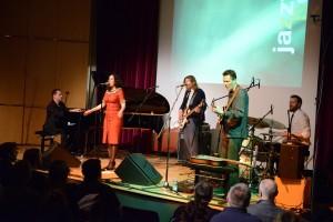 Lisa Bassenge FOTO: Jazzfest Bonn, Lutz Voigtlaender