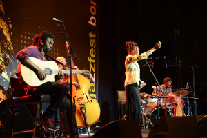 Lisa Simone (c) Jazzfest Bonn, Voigtländer