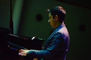 Vijay Iyer Trio (c) Jazzfest Bonn, Lutz Voigtländer