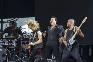 Lionel Richie FOTO Pinkpop Festival