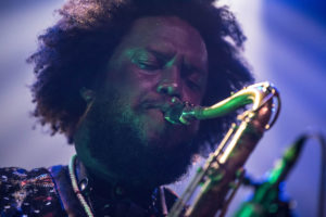 "Kamasi Washington. FOTO: Peter ""Beppo"" Szymanski"