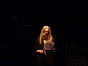 Patti Smith in Essen. FOTO: Cem Akalin