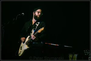 "Felin Gitarrist Erik Moberg FOTO: Peter ""Beppo"" Szymanski"
