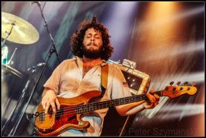 "Simo Bassist Alad Shapiro.  FOTO: Peter ""Beppo"" Szymanski"