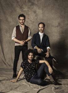 omer klein trio FOTO: JFB/peter-hoennemann