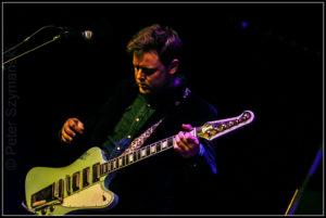 """Pristine-Gitarrist Espen Elverum Jakobsen. FOTO: Peter """"Beppo"""" Szymanski"""