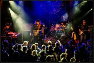 """Julian Sas Band FOTO: Peter """"Beppo"""" Szymanski"""