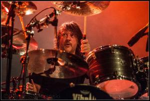"Schlagzeuger Michael Dean FOTO: Peter ""Beppo"" Szymanski"