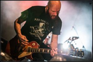 "An der Gitarre: Marshall Gill FOTO: Peter ""Beppo"" Szymanski"
